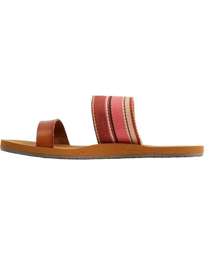 4 Slide Away Sandal Pink JFOTVBSL Billabong
