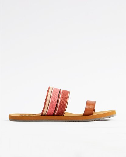 7 Slide Away Sandal Pink JFOTVBSL Billabong