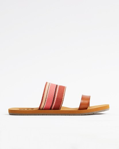 3 Slide Away Sandal Pink JFOTVBSL Billabong