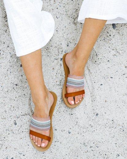 2 Slide Away Sandal Grey JFOTVBSL Billabong