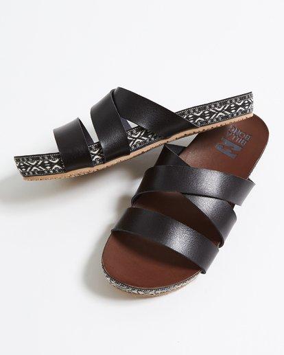 1 Wrap Me Up Sandal Black JFOTVBWR Billabong