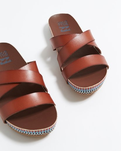 1 Wrap Me Up Sandal Brown JFOTVBWR Billabong