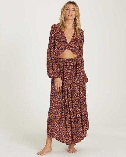 1 Sun Safari Skirt  JK03NBSU Billabong