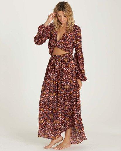 2 Sun Safari Skirt  JK03NBSU Billabong
