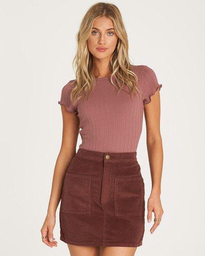 1 Magic Touch Skirt Purple JK05WBMA Billabong