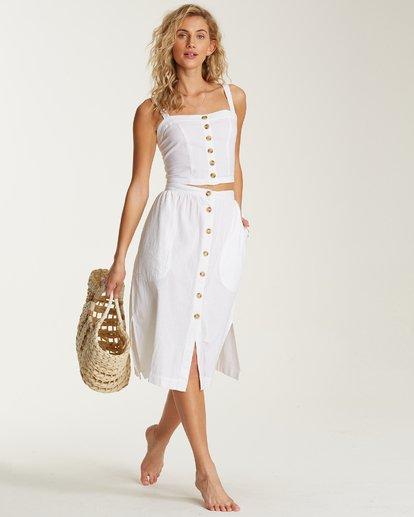 2 Alhambra Midi Skirt  JK20TBAL Billabong