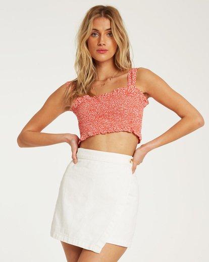 0 Sun Valley Wrap Skirt  JK21TBSU Billabong