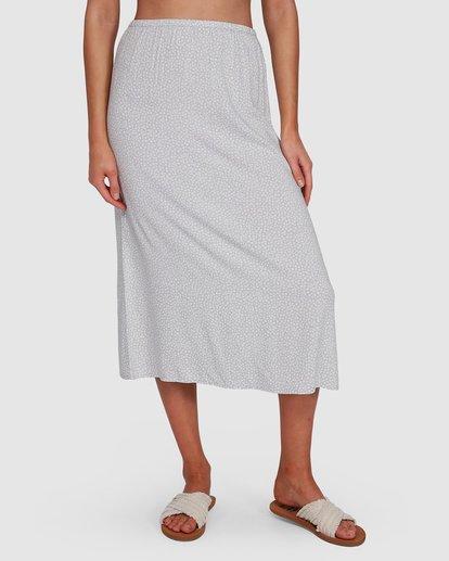 3 Blue Bayou Skirt Blue JK891BBL Billabong