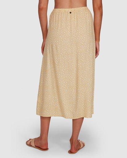 4 Florida Skirt Skirt Yellow JK911BFL Billabong