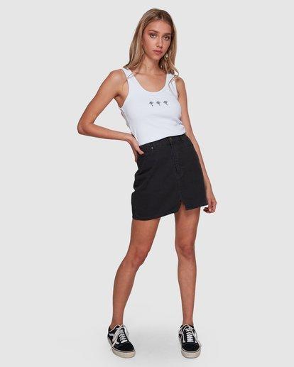0 Black Magic Skirt Black JK921BBL Billabong