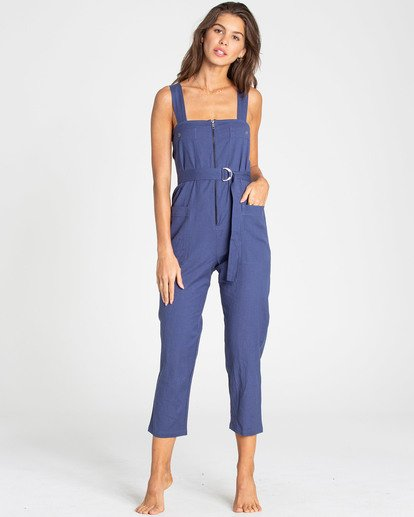 1 Light The Night Jumpsuit Blue JN03TBLI Billabong