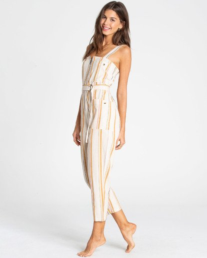 1 Light The Night Jumpsuit White JN03TBLI Billabong
