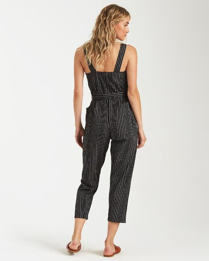 2 Light The Night Jumpsuit Black JN03VBLI Billabong