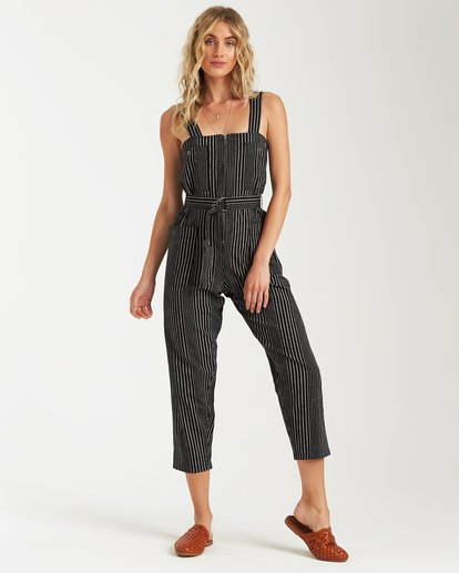 0 Light The Night Jumpsuit Black JN03VBLI Billabong