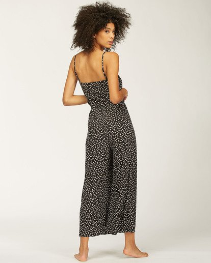 2 Try Me Jumpsuit Grey JN071BTR Billabong