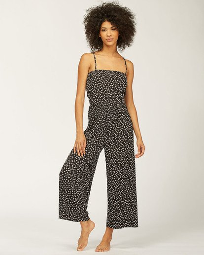 0 Try Me Jumpsuit Grey JN071BTR Billabong