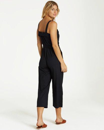 2 Sandy Toes Jumpsuit Black JN07VBSA Billabong