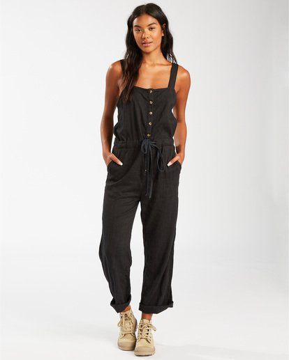 1 Sandy Shores Overalls  JN083BSA Billabong