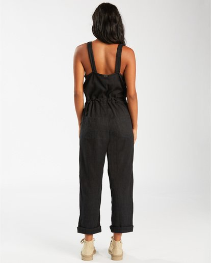 4 Sandy Shores Overalls  JN083BSA Billabong
