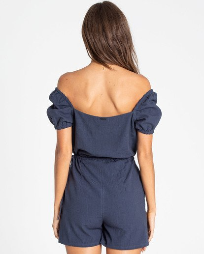2 Sweet Demeanor Romper  JN08TBSW Billabong