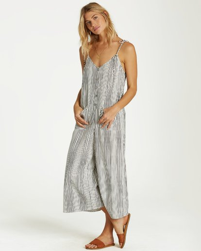 1 Tied Up Jumpsuit Black JN08VBTI Billabong
