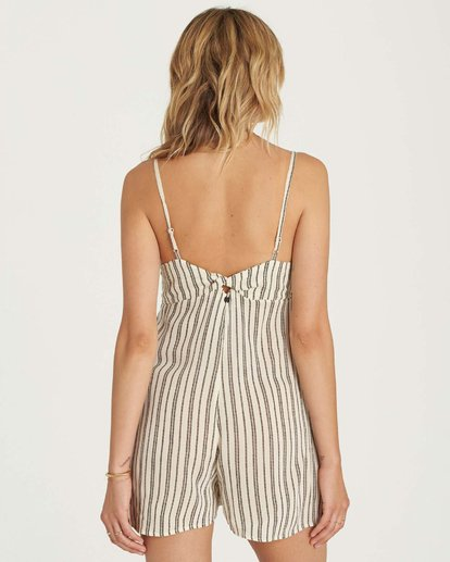 2 Twist And Jump Romper  JN09NBTW Billabong
