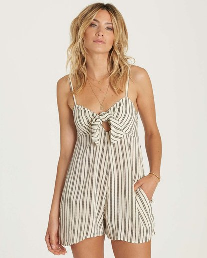0 Twist And Jump Romper  JN09NBTW Billabong