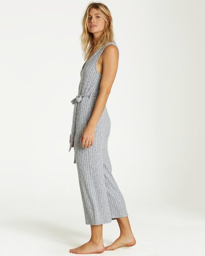1 Wipe Out Jumpsuit Grey JN09VBWI Billabong