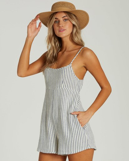 1 Oh Hey Romper Blue JN16VBOH Billabong