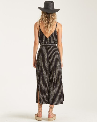 2 Shake It Again Jumpsuit Black JN17TBSH Billabong