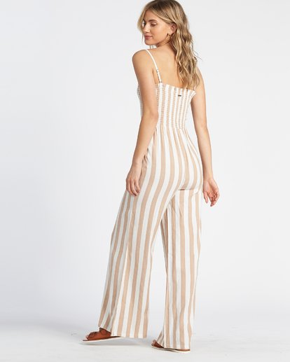 2 Forever Fields Jumpsuit Multicolor JN181BFO Billabong