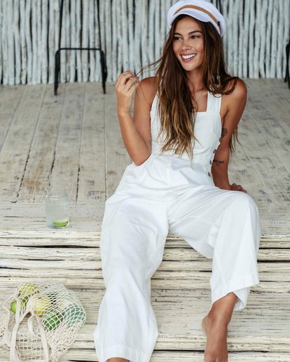 0 Vacation Jumpsuit White JN21VBVA Billabong