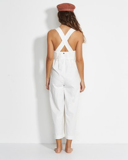 3 Vacation Jumpsuit White JN21VBVA Billabong