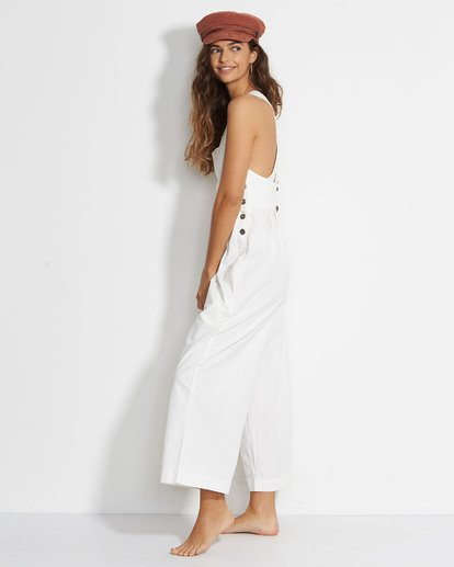 2 Vacation Jumpsuit White JN21VBVA Billabong