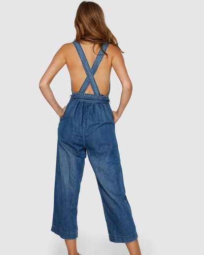 3 Sarai Jumpsuit Blue JN60VBSA Billabong