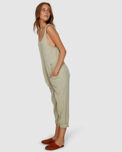 1 Desert Jumpsuit Green JN61VBCU Billabong