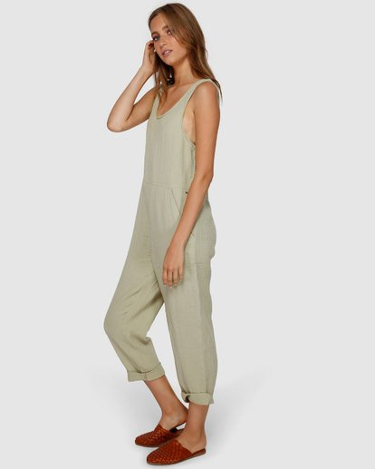 2 Desert Jumpsuit Green JN61VBCU Billabong