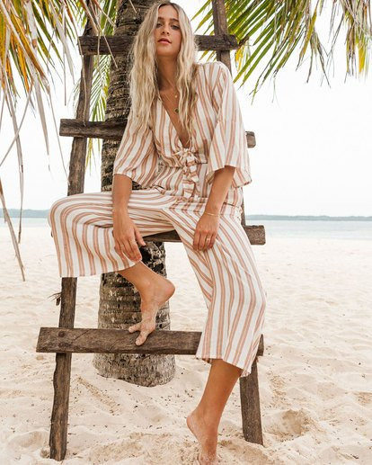 0 Link Up Jumpsuit Multicolor JN822BLI Billabong