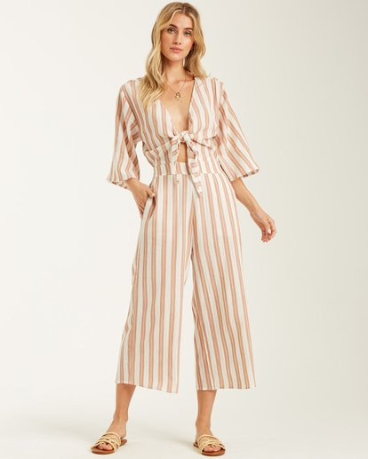 1 Link Up Jumpsuit Multicolor JN822BLI Billabong
