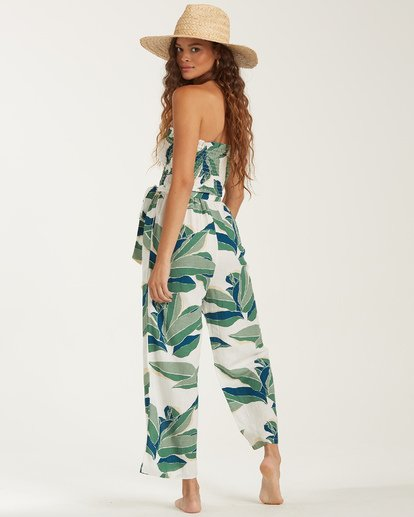 3 Forward Feelings Jumpsuit Black JN892BFO Billabong