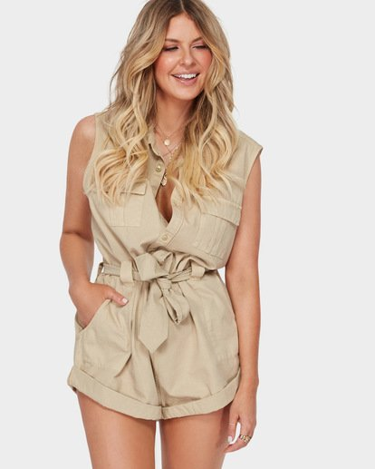 1 The Desert Romper  JN91SBDE Billabong