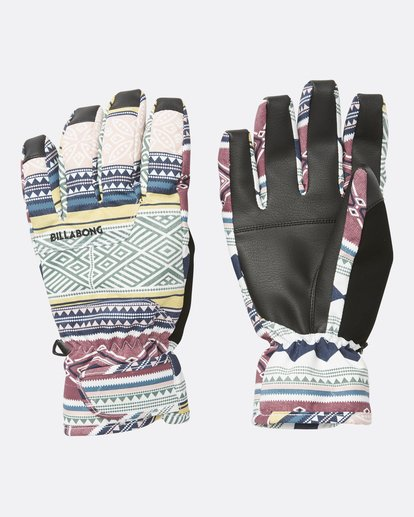 1 Women's Kera Snow Gloves  JSGLQKER Billabong