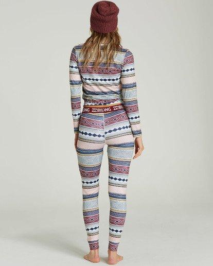 2 Women's Warm Up Tech Under Layer Pants  JSN3QWUB Billabong