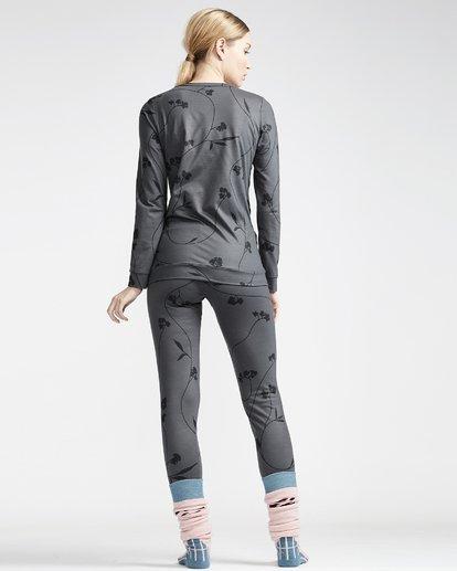 1 Women's Warm Up Base Layer Legging Black JSN3VBWL Billabong