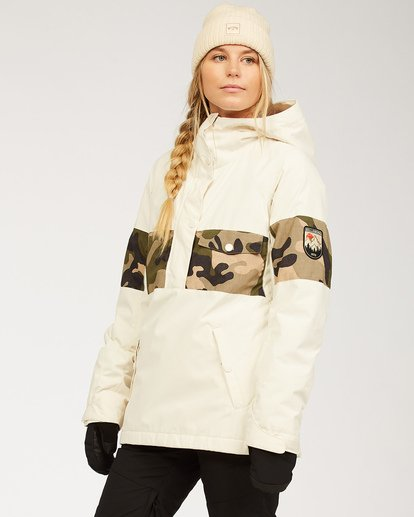 2 Women's Day Break Snow Jacket Black JSNJ3BDB Billabong