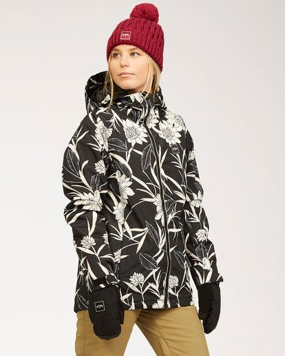 2 Women's Sula Snow Jacket  JSNJ3BSU Billabong