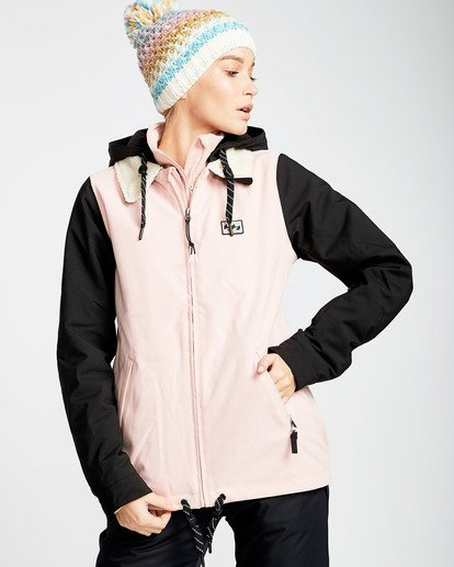 0 Women's Coastal Outerwear Jacket  JSNJQCOA Billabong
