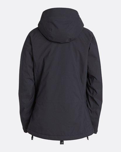 6 Women's Dalia Snow Jacket Black JSNJQDAL Billabong