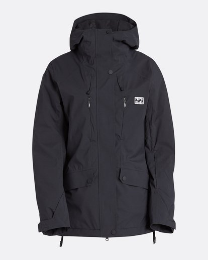 5 Women's Dalia Snow Jacket Black JSNJQDAL Billabong