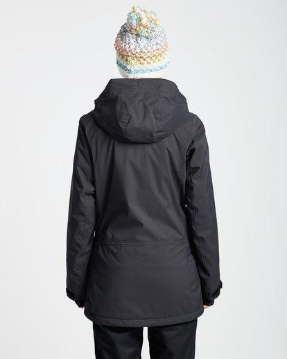 4 Women's Dalia Snow Jacket Black JSNJQDAL Billabong